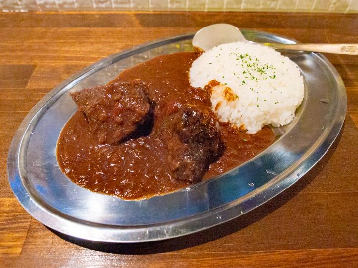 肉の日(毎月29日・2月9日):ビーフカレー
