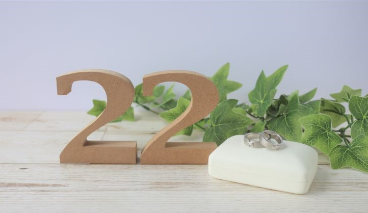 夫婦の日の由来や意味とは?毎月22日が記念日になった理由を紹介